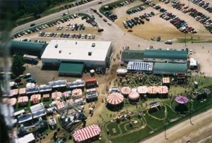 Upper Grounds Arial Photo