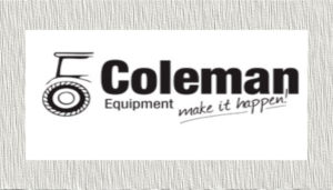 Coleman Equipment Logo