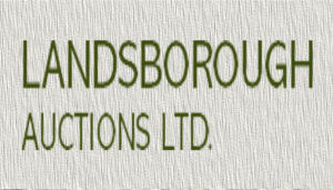 Landsborough Auctions Logo