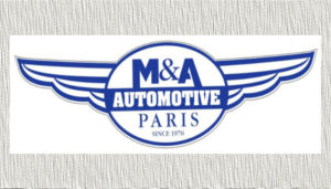 M&A Automotive Parts Logo