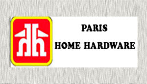 Paris Home Hardware Logo