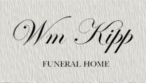 Wm Kipp Funeral Home Logo