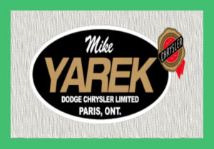 Mike Yarek Dodge Chrysler Logo