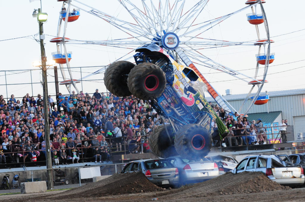 Monster Truck Demonstration
