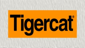 Tigercat Equipment Logo