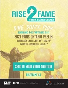 Rise to Fame 2021 Poster